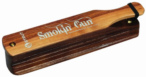 (Hunters Specialties H.S. Strut Smokin' Gun Turkey Box Call)