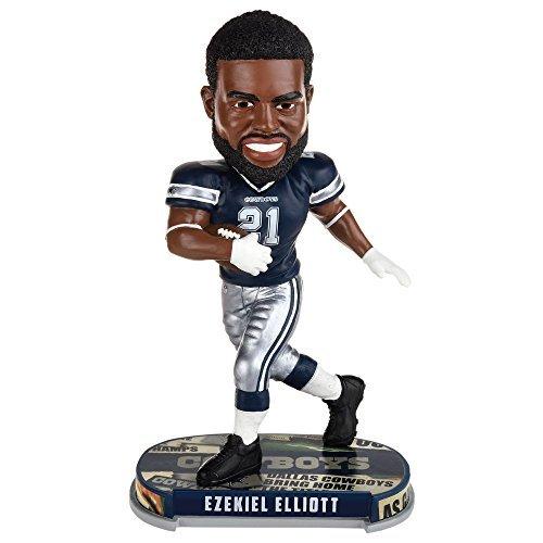 Dallas Cowboys Ezekiel Elliott Bobblehead Headline