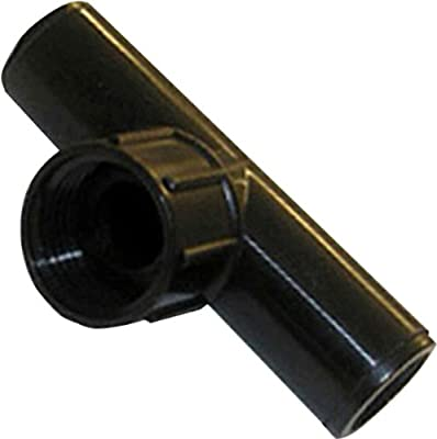 LASCO 15-8330P 700 OD Drip Tubing Tee by Female Hose Thread