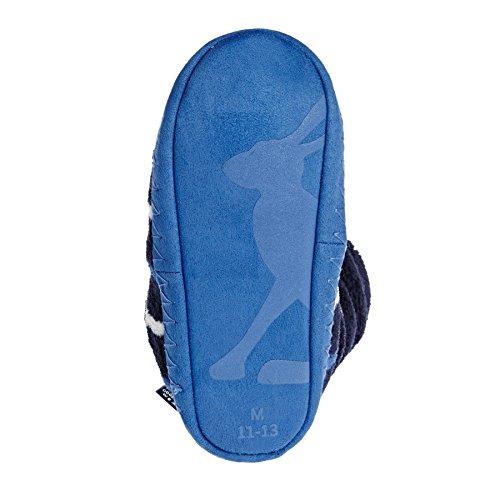 Joules Pad About - Zapatillas Niños Blue