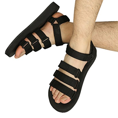 Chaussures D'été Haodasi Occasionnels Non 1 Pantoufles Plage slip De De Respirant Style Hommes Des Sandales Évider rF8qrUx