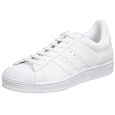 Amazon.com | adidas Originals Men's Superstar II Basketball Shoe, White, 8  M | Fashion Sneakers