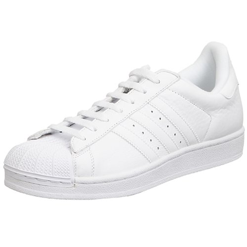 adidas Originals Men's Superstar II Basketball Shoe, White, 8 M