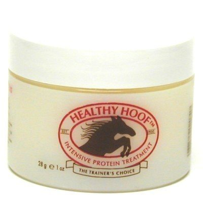 Healthy Hoof Nail Treatment By Gena .1 oz. (3-Pack) with Free Nail File by Healthy Hoof