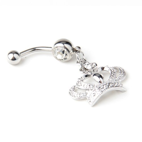 cute belly rings cheap - 5