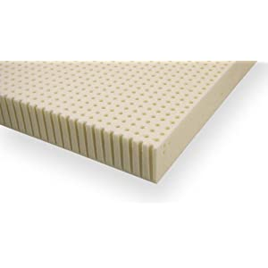 talalay latex mattress topper