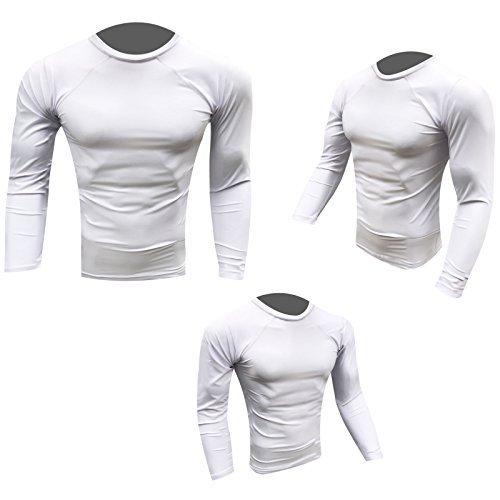 Prime Eruzione cutanea Protezione Gilet MMA Corsa Presa UFC Top T Camicia Da uomo Boxe Guanti Bianco Completo Manicotto Large Prime Sports