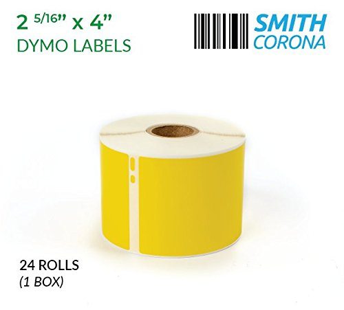 Top 10 best dymo yellow shipping labels for 2019