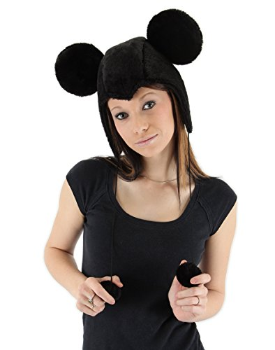Mickey Mouse Hoodie Hat Costume - Mickey Mouse Hoodie Hat