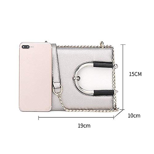 Tide Ms Mano Joker Dimensione Verde Elegante Crossbody Chain Fashion Shoulder Unica Verde Taglia colore Korean Spring Minimalista Carino d4FwFqYR