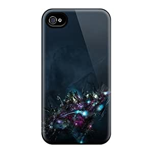 Iok12741puyH Luoxunmobile333 Awesome Cases Covers Compatible With Samsung Galaxy S5 I9600/G9006/G9008 - Dark Space War hjbrhga1544