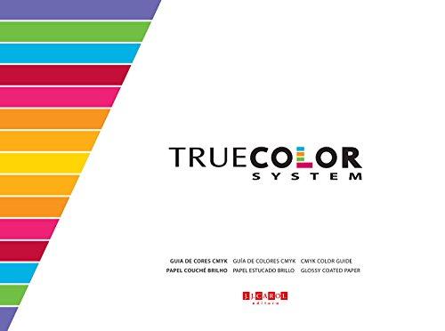 True Color System. Guia de Cores CMYK