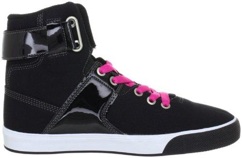 Schuhe Scarpe Black Dc Da Shoes Donna 0ldd bzp Bzpd Green crazy Graduate Schwarz D0320050 Tx Ginnastica TnHan0