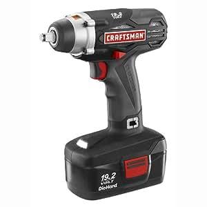 Craftsman CM C3 3/8 Impact Wrench Kit