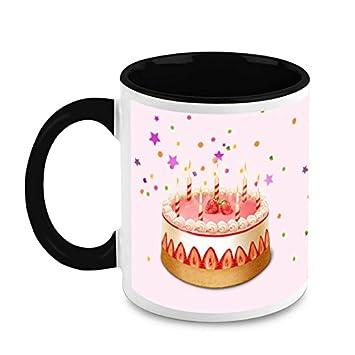Amazon Com Homesogood Sixteen Birthday Cake Coffee Mug Kitchen