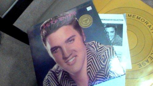 Elvis Presley - The Top Ten Hits Commemorative Issue - Zortam Music