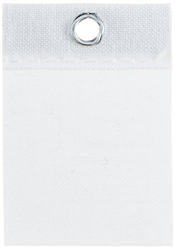 Hard-to-Find Fastener 014973155629 Eyelet Adhesive Cloth Hangers, 8-Piece (Cloth Adhesive)
