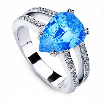heart shaped women diamond accent shop genuine blue fine sterling jewelry rings jcpenney silver ring light topaz original engagement stone