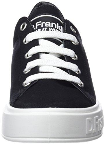 Franklin D Ginnastica Gumme Black Basse da Scarpe Tone Donna Nero Rq7draUq