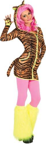 Rubies Womens Bright Hoodie Costume