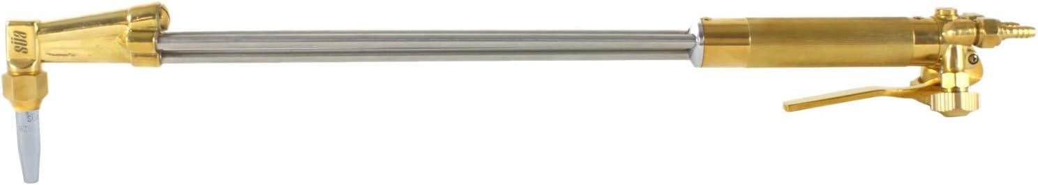 Arrestors Tip Propane 18 inches 90/° Head S/ÜA Heavy Duty Oxyfuel Straight Cutting Torch