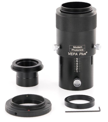 Premium Telescope Camera Adapter Kit for Canon EOS & Rebel by Modern Photonics