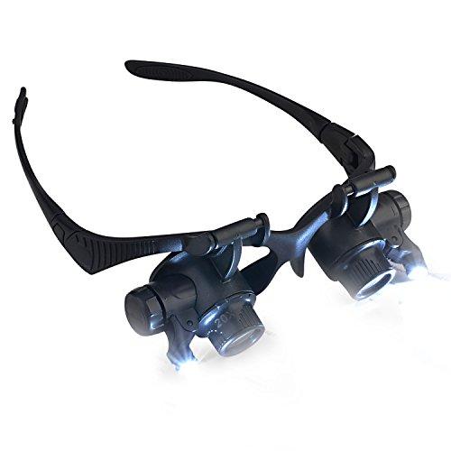 Led Light 20X Magnifier Loupe Lens - 9