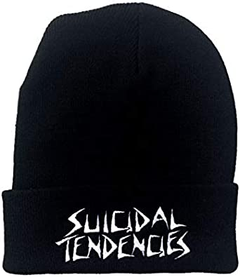 SUICIDAL TENDENCIES Logo Beanie *Official* Knit Hat Cap