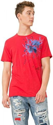 Desigual Herren Ts_Mississippi T-Shirts