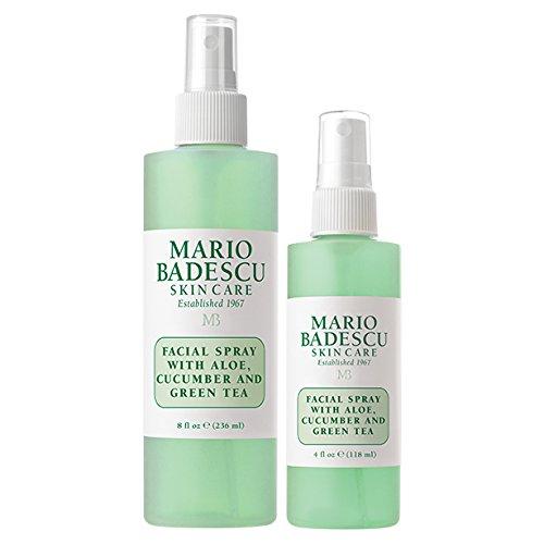 Price comparison product image Mario Badescu Facial Spray with Aloe, Cucumber & Green Tea Duo, 4 oz. &  8 oz.