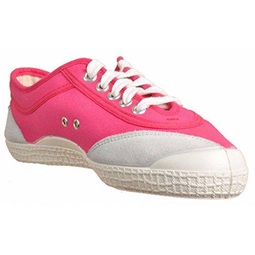 Kawasaki Calzado Deportivo Para Mujer, Color Rosa, Marca, Modelo Calzado Deportivo Para Mujer Retro Seasonal Rosa Rosa