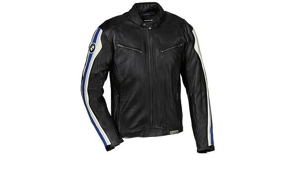 BMW Club chaqueta de piel para hombre Talla M: Amazon.es ...