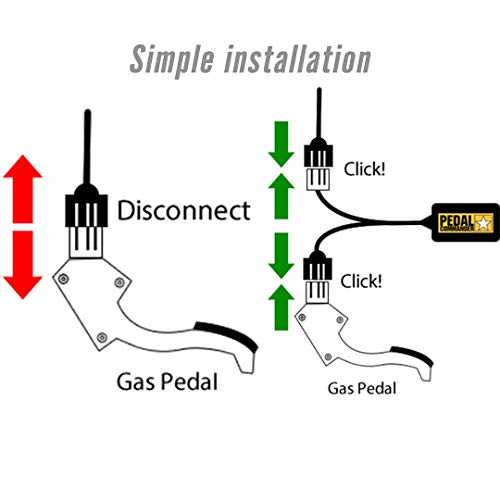 pedal commander throttle response controller pc15