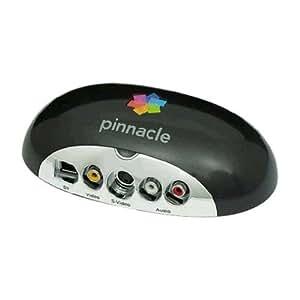 Pinnacle Studio Moviebox Ultimate Collection - Capturadora de vídeo (NTSC, PAL, SECAM, 3GP, AVCHD, AVI, DIVX, H.264, MPEG1, MPEG2, MPEG4, WMV, DirectX 9 USB 2.0 DVD-ROM Intel GMA 128MB +, 1.8 GHz, Windows XP SP3/Vista SP2/7)