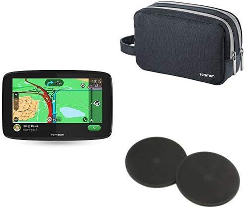 TomTom GO Essential - Navegador 6 Pulgadas, Llamadas Manos Libres ...