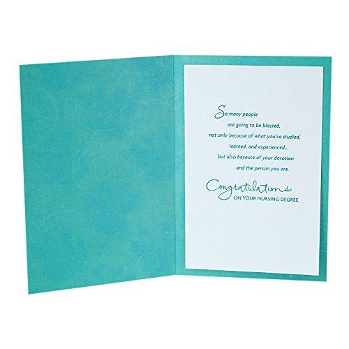 Hallmark Nursing School Graduation Greeting Card (Nurse Graduation) Photo #4
