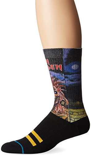 Stance Mens Iron Maiden Crew