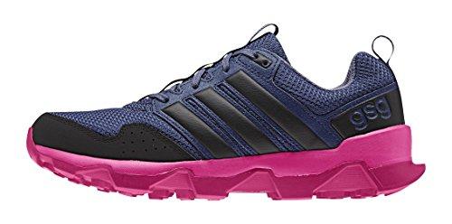 Negbas Running Zapatillas Morsup Morado Negro para W Gsg9 adidas Mornat de Mujer Tr qX7pwW1P