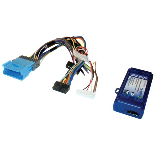 PAC RP3-GM12 Radio Replacement Interface for Select GM(R) Vehicles (Class II Databus, 24-Pin Harness, Chevrolet(R) Equinox 2005-2006 & Pontiac(R) Torrent 2006) electronic consumer Electronics