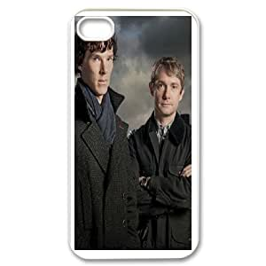 Generic Case Sherlock For iPhone 4,4S 887A2W8762 wangjiang maoyi by lolosakes
