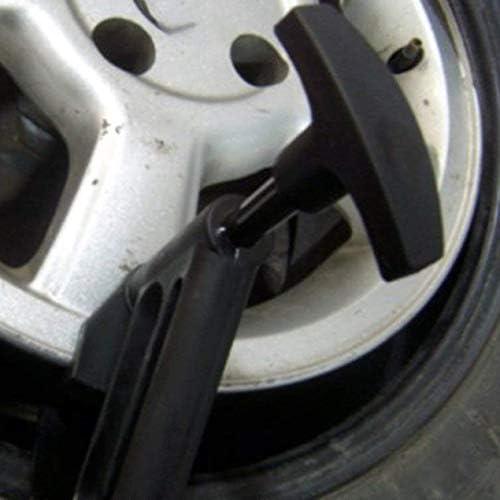 自動車タイヤアクセサリーカークランプタイヤ取り外し補助工具カータイヤハンドヘルド分解補助工具-ブラック