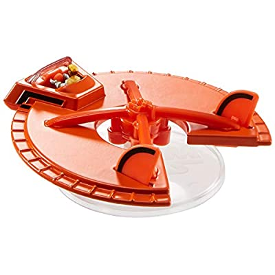 Hot Wheels Star Wars Prototype Land Speeder Vehicle: Toys & Games