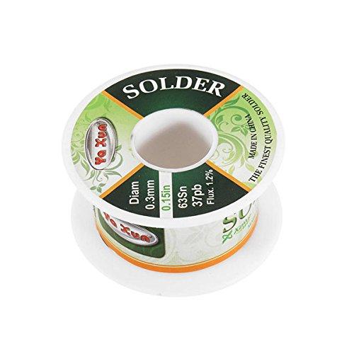 0.3mm Rosin Core Solder Low Melting Point Solder Soldering Wire Roll BephaMart BM00001