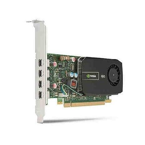 HP C2J98AT NVIDIA NVS 510 - Tarjeta gráfica - Quadro NVS 510 ...