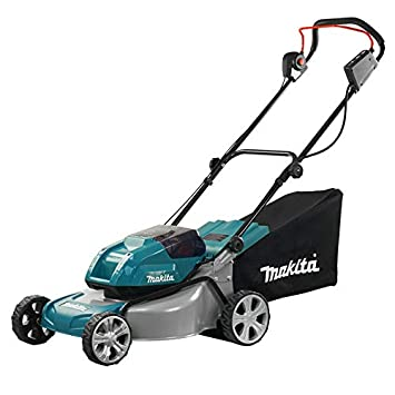 Makita DLM460Z Cortacésped 18Vx2 Lxt 46Cm, Multicolor: Amazon.es ...