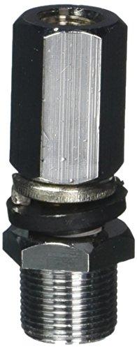 Pro Trucker SO-239 Chrome-Plated Brass Antenna Stud Mount ()