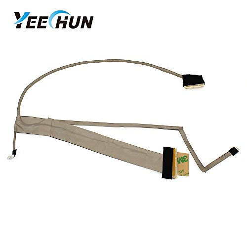 YEECHUN New Laptop LCD Screen Cable Flex Cable for Sony Vaio VPCEE VPC-EE VPCEE25FX PCG-61611L Series Replacement Part Number (Vaio Cables)