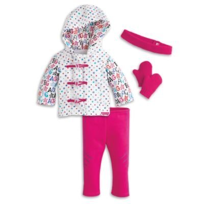 American Girl - Hit the Slopes Outfit for Dolls - Truly Me 2015]()
