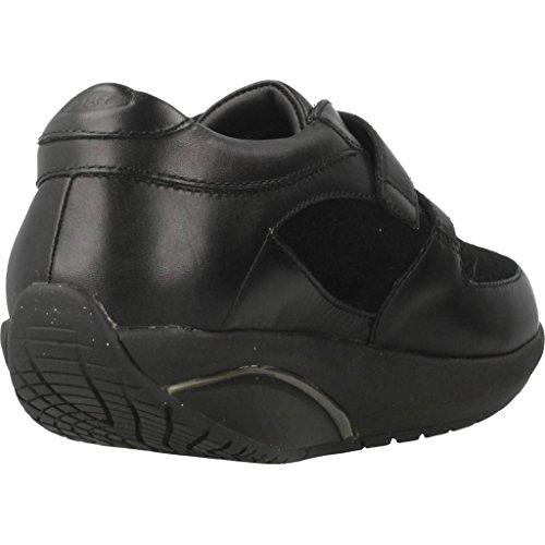 Zapatillas Nappa Strap Mujer Para Negro 6s black Mbt Pata W wq1fRIzFz