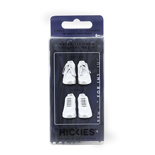 Hickies No Tie Shoe Laces 2 Pack product image
